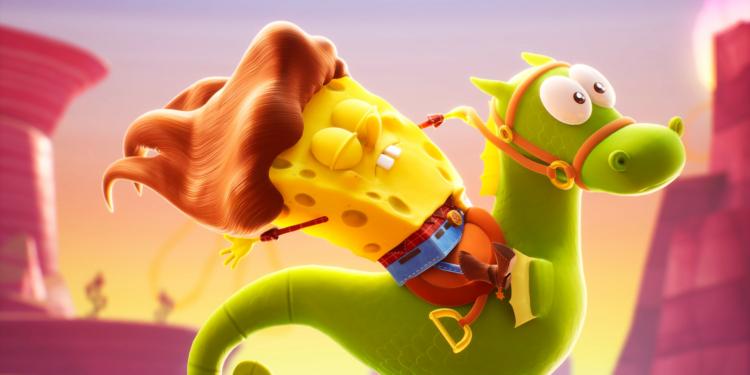 Spongebob Cosmic Shake