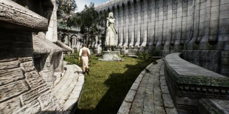 Tes4 Unreal Engine 5