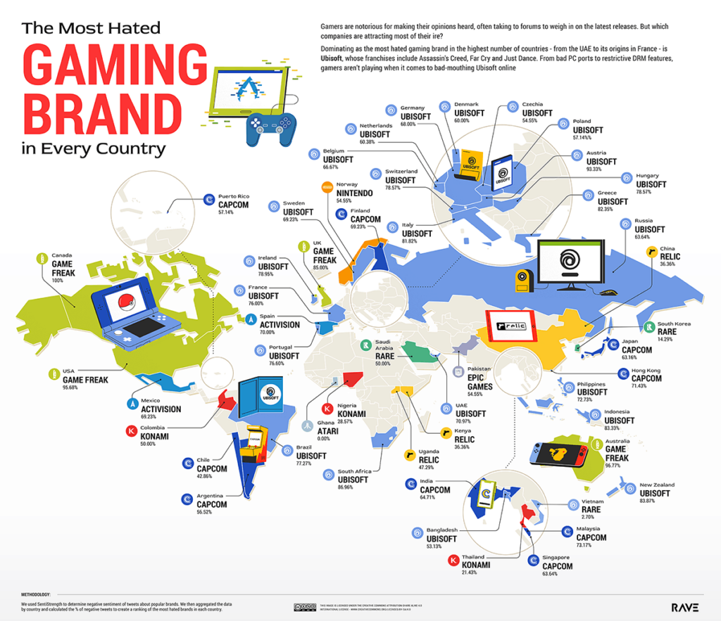 02 The Most Hated Brands World Map Gaming Brands 1
