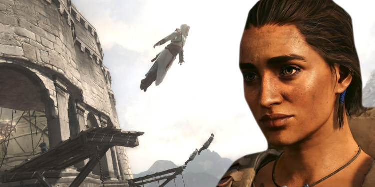 Far Cry 6 Easter Egg Assassin's Creed Leap of Faith