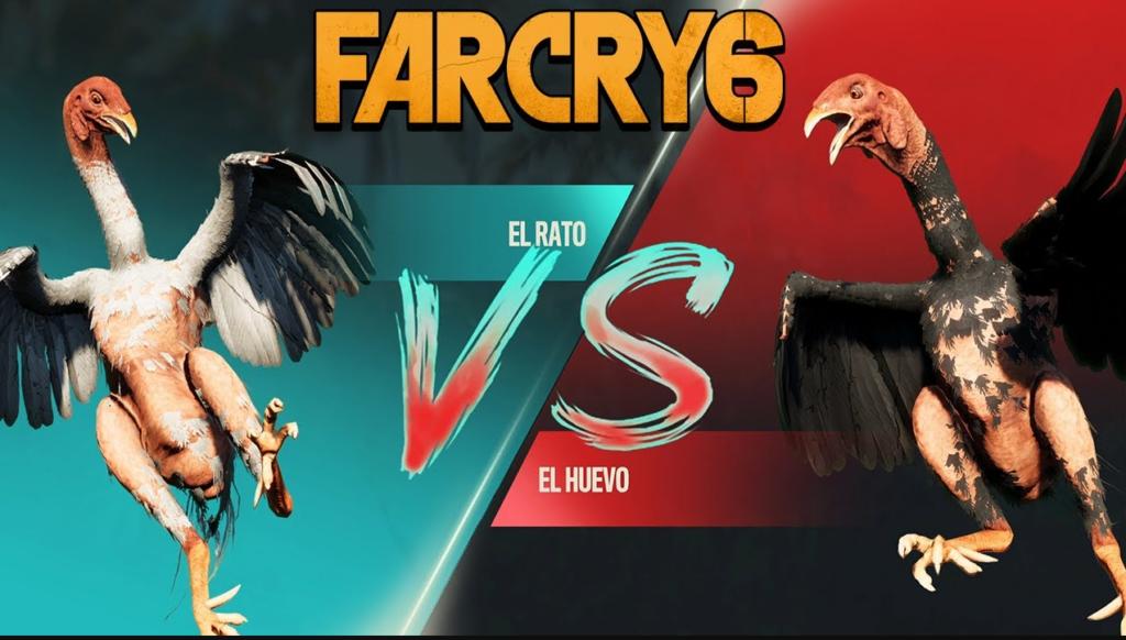 Far Cry 6 Cock