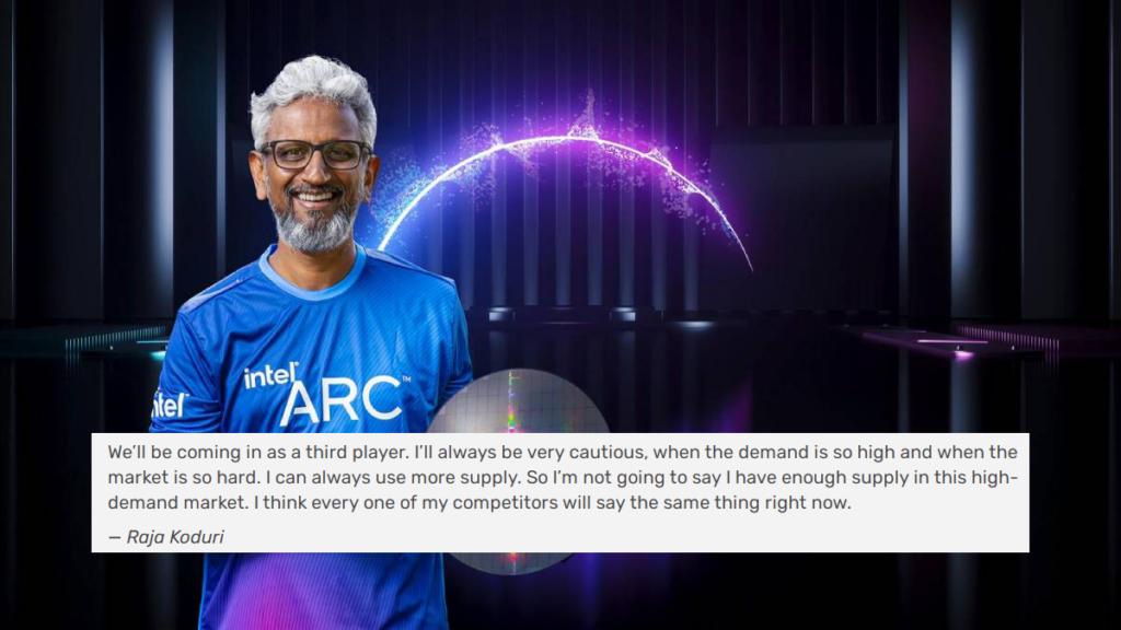 Intel Arc Alchemist Raja
