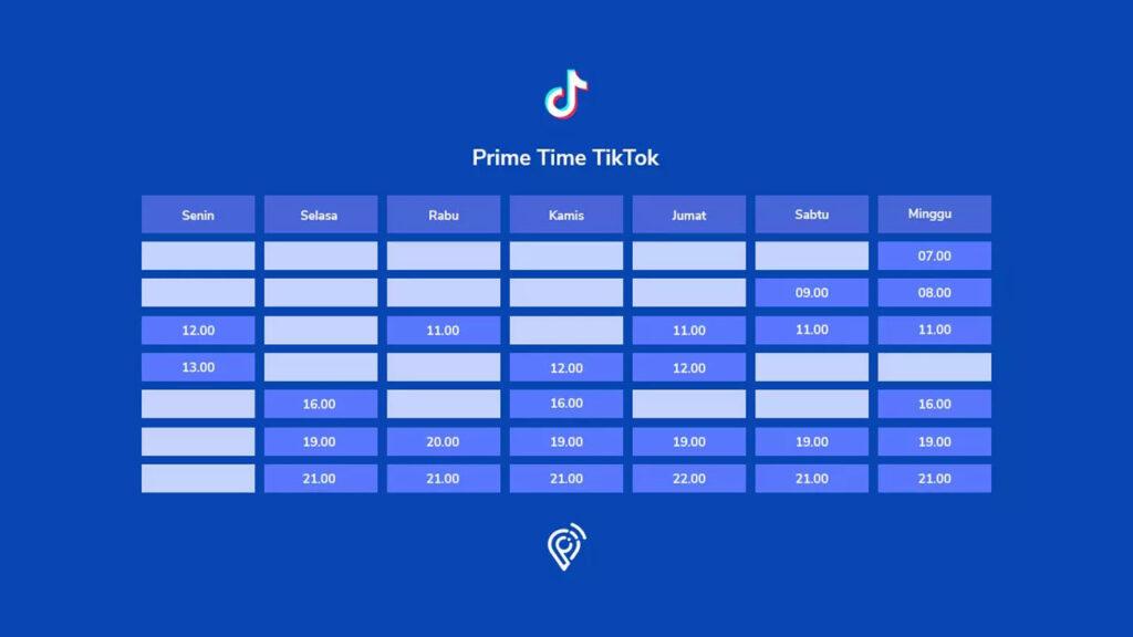 Prime Time Tiktok