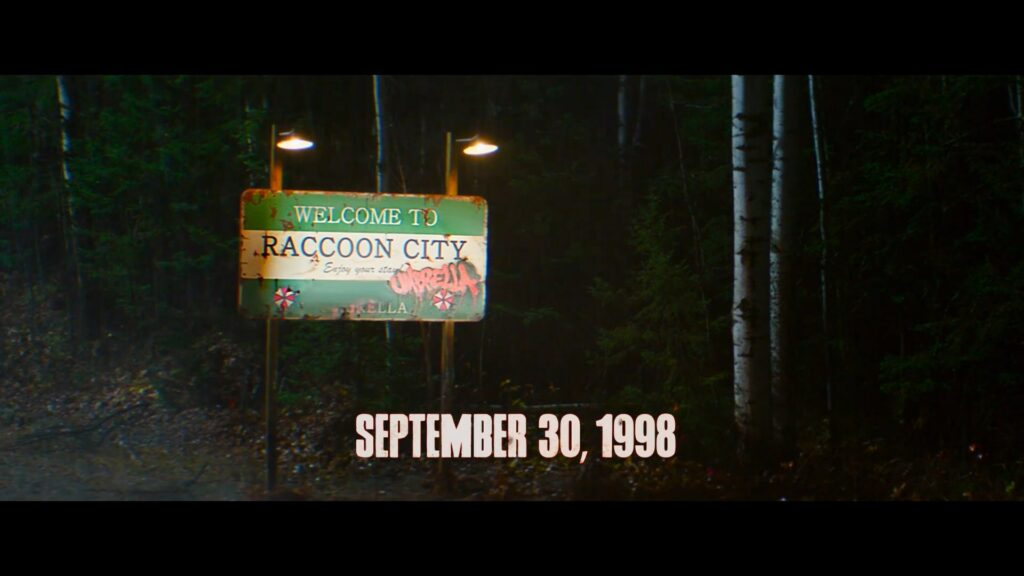 Resident Evil Welcome To Raccoon City 1