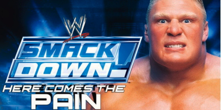 Game Olahraga WWE Here Comes The Pain